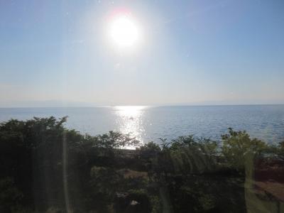 びわ湖(半分だけ)ひとり旅 ①長浜・彦根