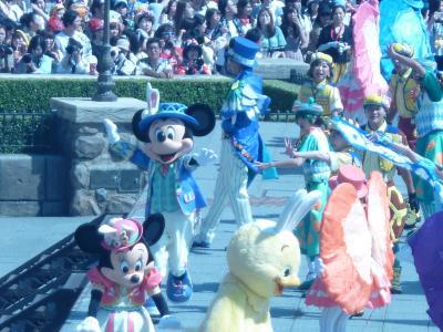 Disney's EASTER 楽しんできました