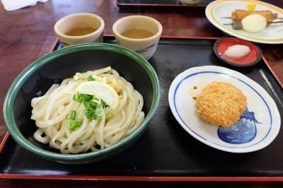 香川で炭水化物祭り!讃岐うどん食べ比べ!弾丸トリップ1泊2日②