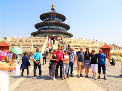 中国 初心者 北京へ行っちゃいました 3日目 天壇公園(世界遺産)(8)