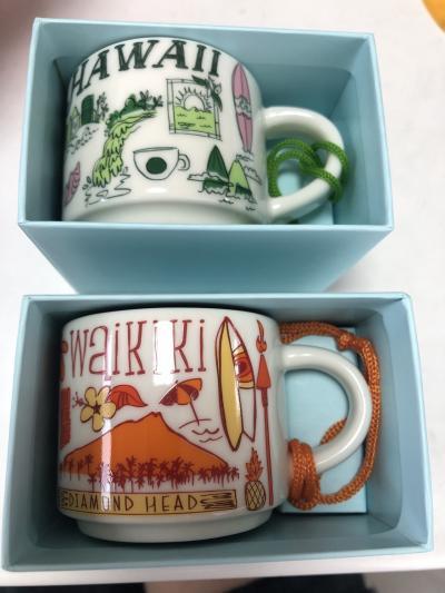 ハワイ土産 スタバ マグカップ