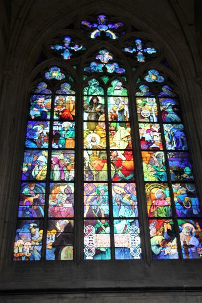 駆け足で回る中欧5か国の旅 6 百塔の町 麗しのプラハ (プラハ城の観光)