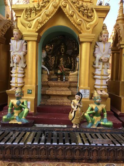 ヤンゴン(ミャンマー)で大人旅♪ゴルフと美食と♪