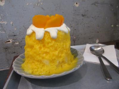 台南で芒果冰食べつくしの旅☆①