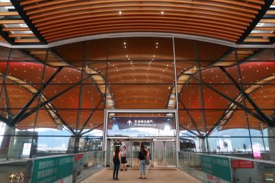 日帰りマカオ1★開通して約8か月!久しぶりに大橋渡って香港からマカオへ