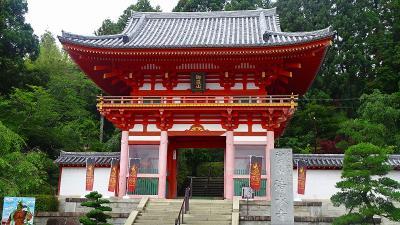 西国第二十五番播州清水寺の参拝 上巻。
