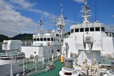 広島県:海神祭(海上保安大学校)