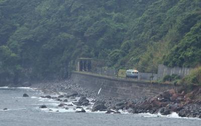 7月引退の伊豆急100系ツアー乗車そして、伊豆急と海が俯瞰できる温泉旅館!?