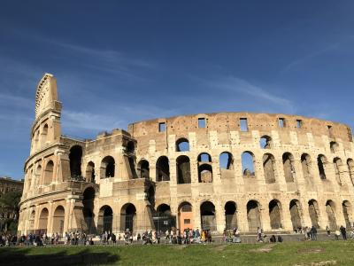憧れの国・イタリアへ✩ミラノ~フィレンツェ~ローマを巡った2019GW✩ローマ1日目