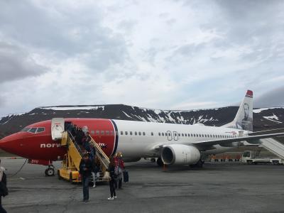 2019世界一周#6~ノルウェーエアシャトル搭乗記・スヴァールバル諸島を目指せ