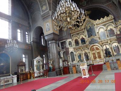 「生神女就寝大聖堂」動画追加版 Uspenskin katedraali フィンランド・ヘルシンキ