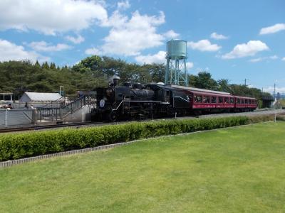 京都鉄道博物館と京都国立博物館