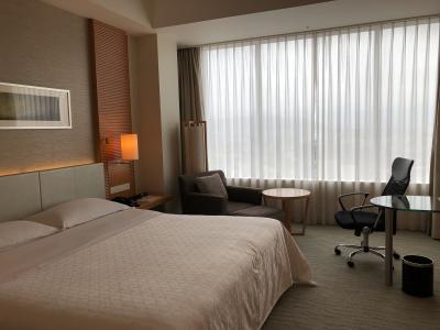 シェラトングランドホテル広島に1泊