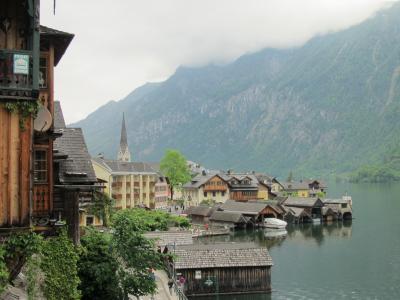 2019年 オーストリア・スイス 鉄道の旅 5月31日 ハルシュタットへ