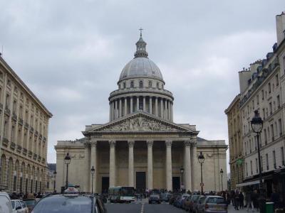 ロンドン・パリ8日間の旅(6) パリ