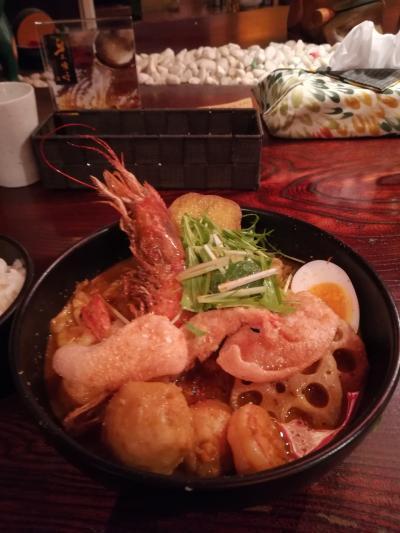 ひとりで北海道 まずは食の札幌へ