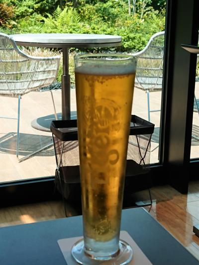 東京・青山・渋谷・赤坂・新宿『アスコット丸の内東京』ラウンジ、プール、ジム、屋外テラスのある【トリプルワンシンガポール】でタイガービールを♪