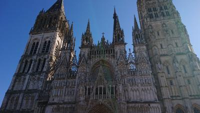 パリ観劇そして感激の一人旅~ルーアン大聖堂でモネを感じる~