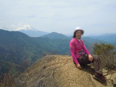今倉山~二十六夜山