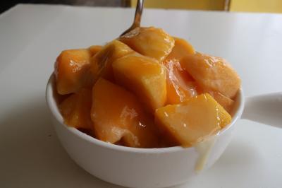 台湾・高雄 この季節ならではのマンゴ三昧②