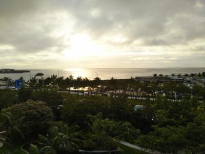 特典航空券の旅9 沖縄2