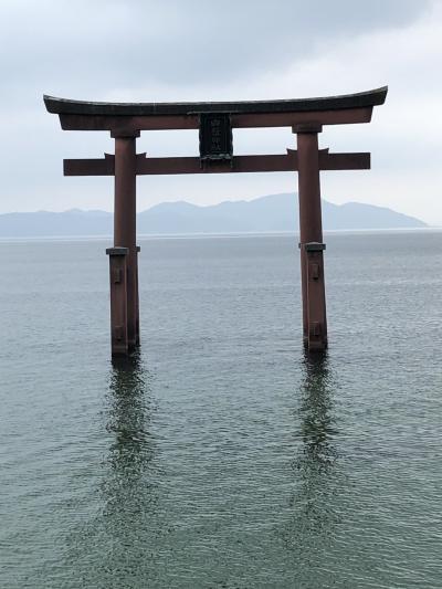 フランス人と巡る関西  琵琶湖