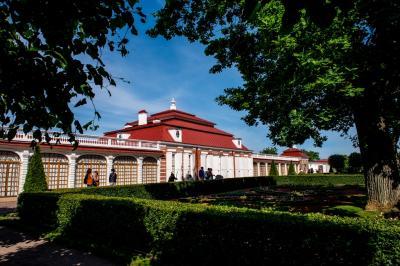 ロシア(13) ピヨートル大帝夏の宮殿2