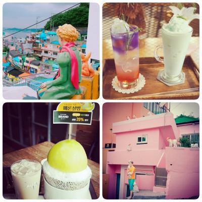 2泊3日釜山食べ歩き夫婦旅