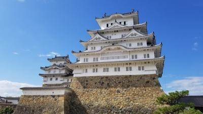姫路城に行きました!