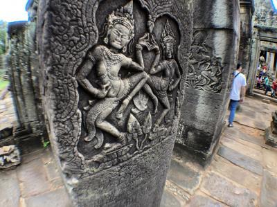 今度はタイ、カンボジアに行ってみた②