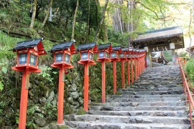のんびり京都旅行(その3 鞍馬・貴船編)