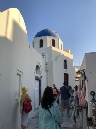 エジプト&ギリシャブログ~サントリー二島編②~