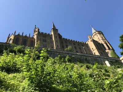 ドイツ3大美城を訪ねて ホーエンツォレルン城