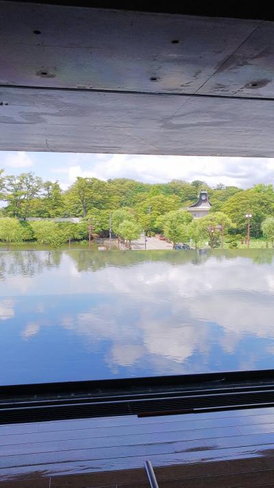 7月の秋田旅2~ティールーム陶と千秋公園とカフェ光風と~