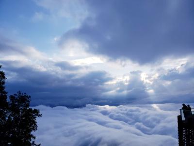 雲海を見にいこう~長野日帰りの旅