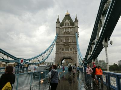 還暦直前おばさん単独イギリス一人旅 出発・ ロンドンパス2日間利用(1)