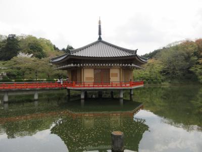平成最後の月に訪れ、令和に記す紀州・大和路の旅 5日目その2 ~ 安倍文殊院 ~