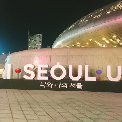 2回目ソウル 女子3人旅 -day1-