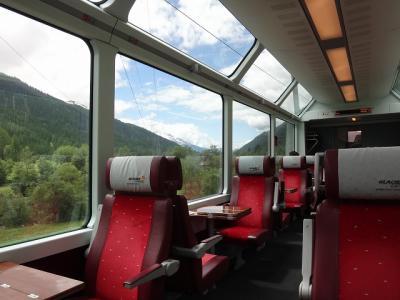 スイスの旅 氷河特急