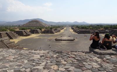 メキシコ 6日間 1