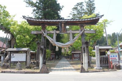 フェリーで行く、会津、秩父、弥彦の寺社巡り 2019 №1 (1・2日目 フェリー、喜多方)