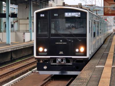 2019年夏九州北部鉄道旅行17(筑肥線)