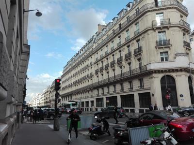 初めてのヨーロッパはパリ! 華の都を男一人で気ままに歩いた5日間(1日目)