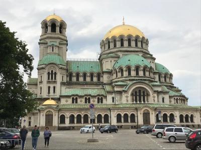ブルガリアの首都 ソフィア観光