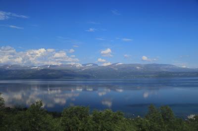 ☆☆ 白夜と 森、山、湖、、 美しい街並みに魅せられて編 ☆☆ ~~北欧最北「ノールランストーク鉄道」 ナルヴィークからキルナ編 ~~
