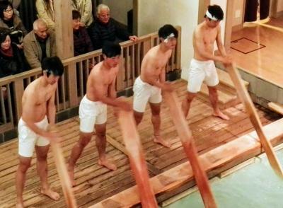 草津温泉にて湯もみショー初体験💕by オキャマ二人旅♪