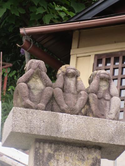 三猿と三岐鉄道北勢線の電車を撮りに行きました(2017年 桑名市)