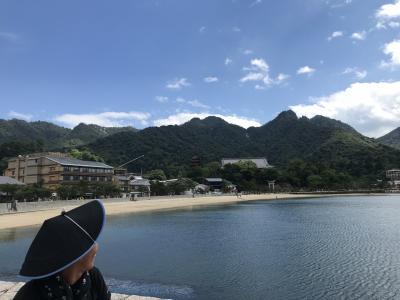 宮島と広島グルメ