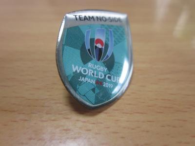 volunteer:ラグビーワールドカップ ロールトレーニング