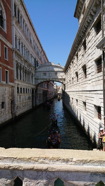 2019年6-7月 イタリア旅行 2 ベネチア
